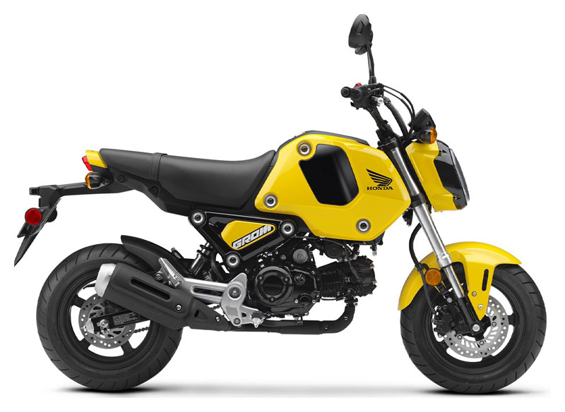 2022 Honda Grom in Iowa City, Iowa