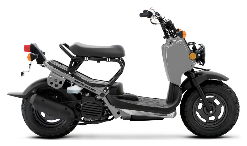 2022 Honda Ruckus in Monroe, Michigan