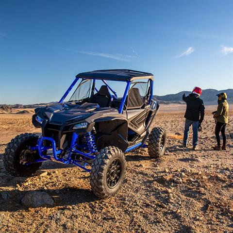 2021 Honda Talon 1000R SE in Albuquerque, New Mexico - Photo 3
