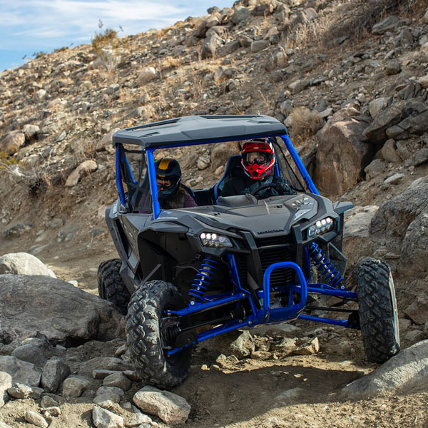 2021 Honda Talon 1000R SE in Bakersfield, California - Photo 10