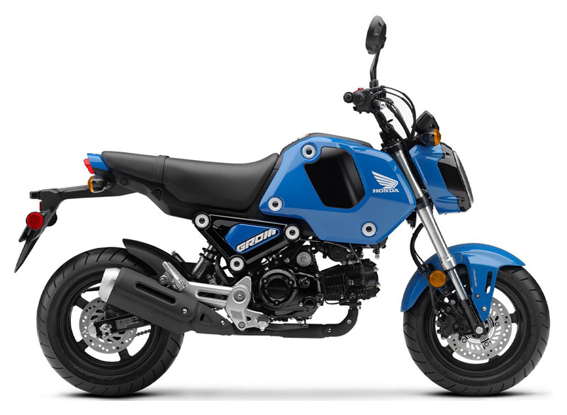 2022 Honda Grom ABS in Fairbanks, Alaska - Photo 1