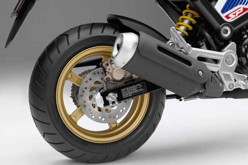 2022 Honda Grom ABS in Fairbanks, Alaska - Photo 2