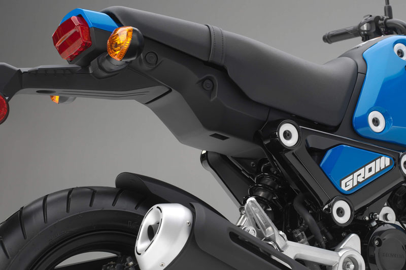 2022 Honda Grom ABS in Madera, California - Photo 4