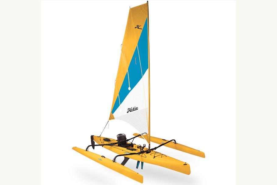 2018 Hobie Mirage Adventure Island in Speculator, New York