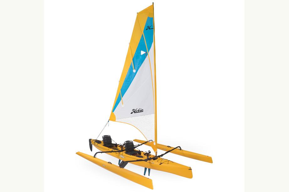 2018 Hobie Mirage Tandem Island in Speculator, New York