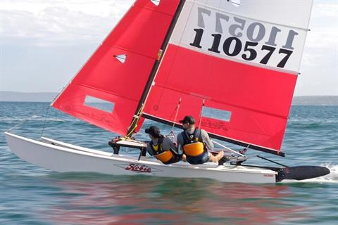 2019 Hobie 16 in Speculator, New York