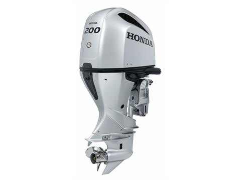 Honda Marine BF200 X Type in Hutchinson, Minnesota