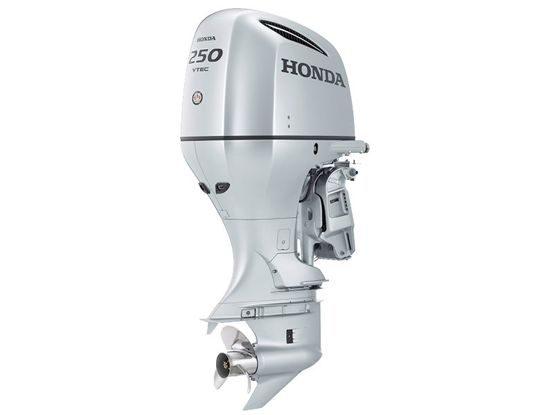 New 2015 honda marine bf250axxw boat engines in lafayette la for Honda outboard motors price