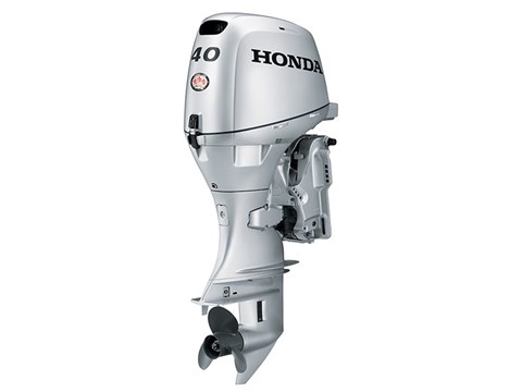 2016 Honda Marine BF40 in Oceanside, New York