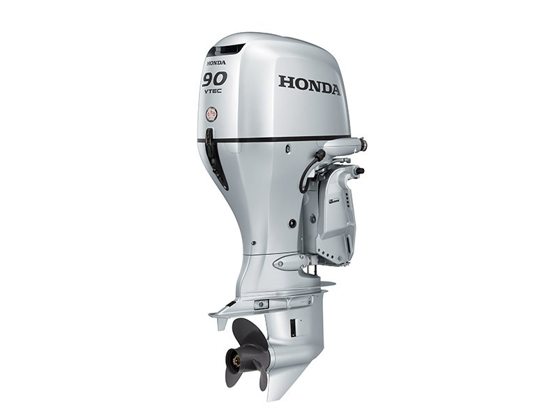 2016 Honda Marine BF90 in Erie, Pennsylvania