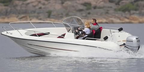 2017 Honda Marine BF100 L Type in Speculator, New York
