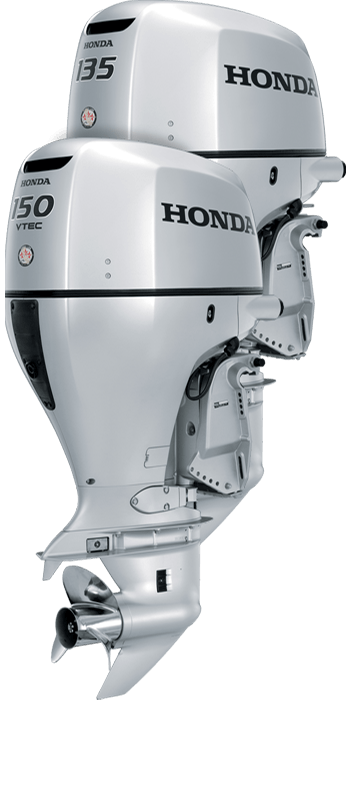 2017 Honda Marine BF135 L Type in Conroe, Texas