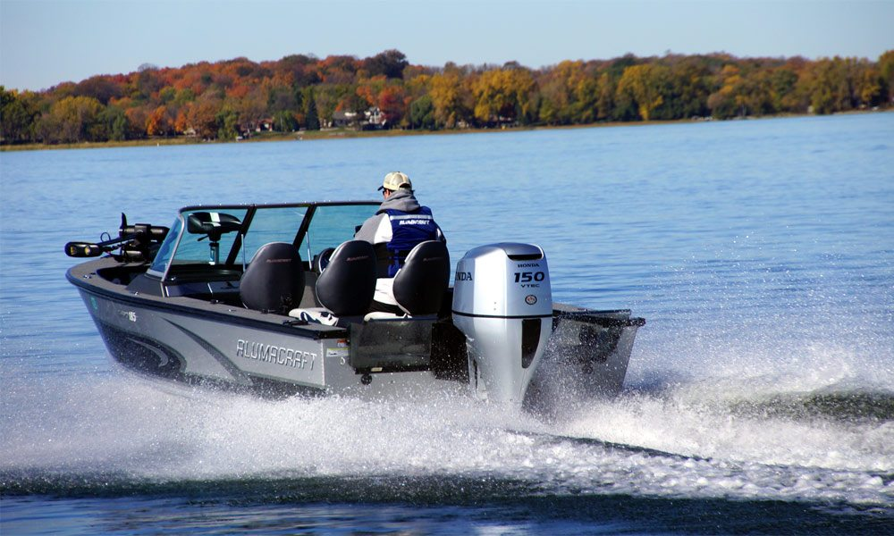 2017 Honda Marine BF150 X Type in Speculator, New York