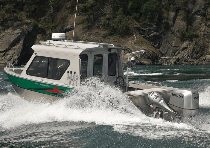 2017 Honda Marine BF200 L Type in Vancouver, British Columbia