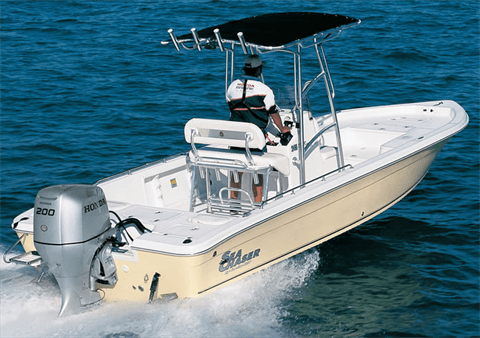 2017 Honda Marine BF200 L Type in Conroe, Texas