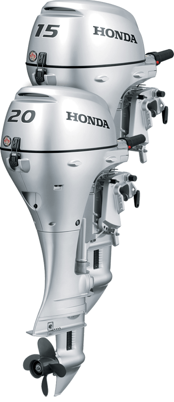 2017 Honda Marine BF20 S Type in Oceanside, New York