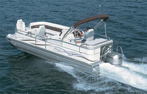 2017 Honda Marine BF225 L Type in Erie, Pennsylvania