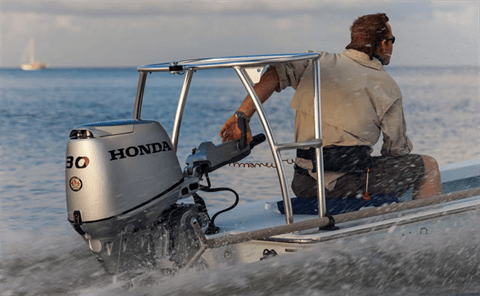 2017 Honda Marine BF30 L Type in Pataskala, Ohio