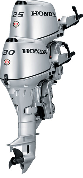 2017 Honda Marine BF30 S Type in Oceanside, New York