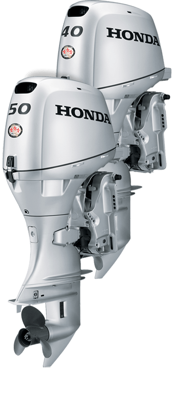 2017 Honda Marine BF40 L Type in Oceanside, New York