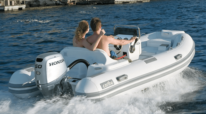 2017 Honda Marine BF50 L Type in Erie, Pennsylvania