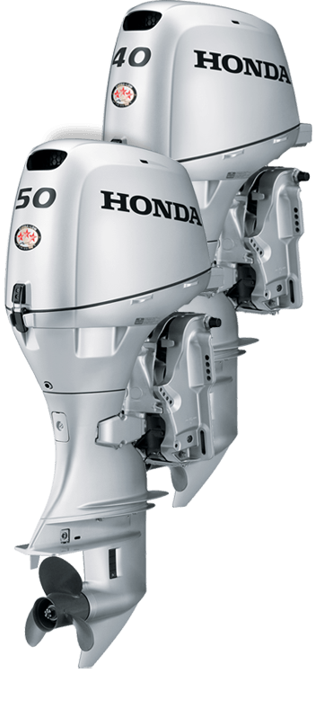 2017 Honda Marine BF50 X Type in Oceanside, New York