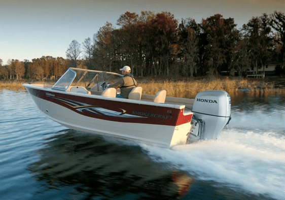 2017 Honda Marine BF75EFI L Type in Chula Vista, California