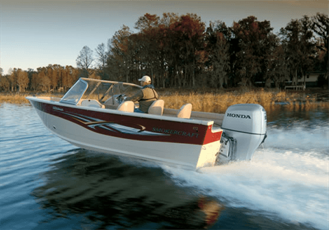 2017 Honda Marine BF75EFI L Type in Superior, Wisconsin