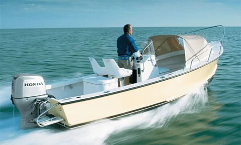 2017 Honda Marine BF75EFI L Type in Oceanside, New York