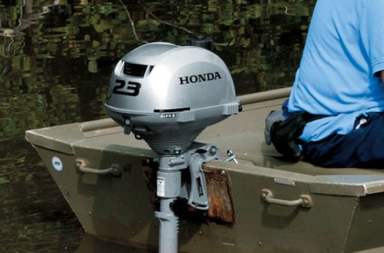 2017 Honda Marine BF2.3 S Type in Oceanside, New York