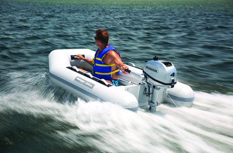 New 2017 Honda Marine BF4 L Type Boat Engines in Erie, PA ...