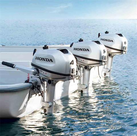 2017 Honda Marine BF5 S Type in Oceanside, New York