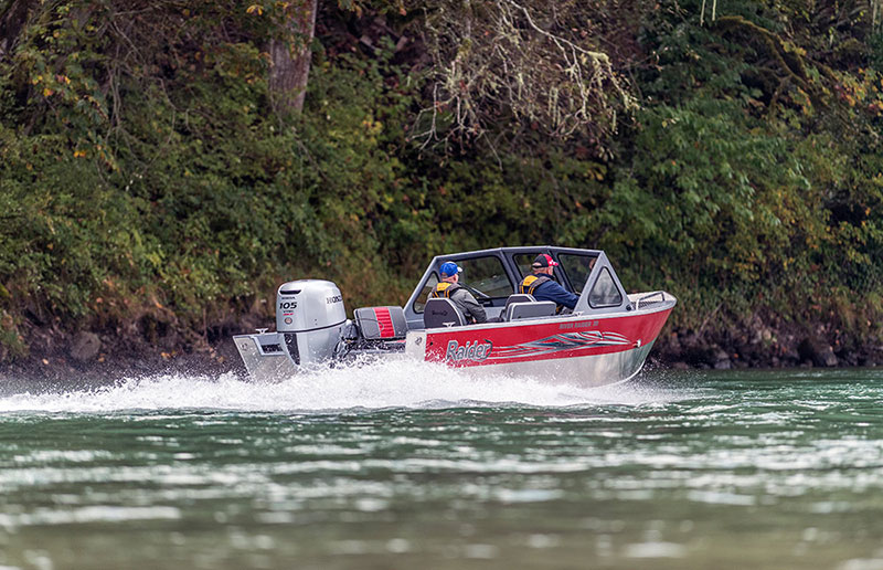 2018 Honda Marine 105 Jet in Speculator, New York