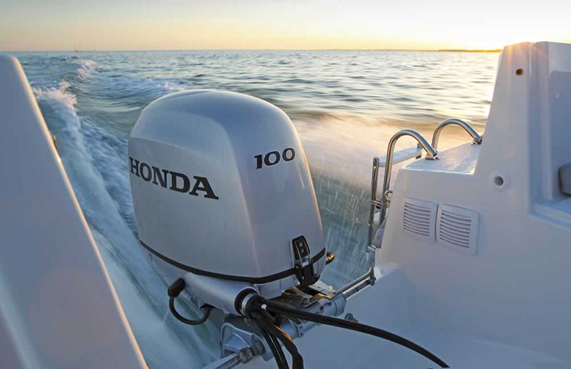 2018 Honda Marine BF100 X Type in Lagrange, Georgia