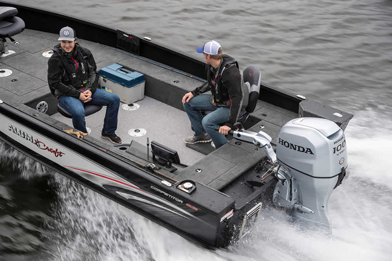 2018 Honda Marine BF100 X Type in Superior, Wisconsin