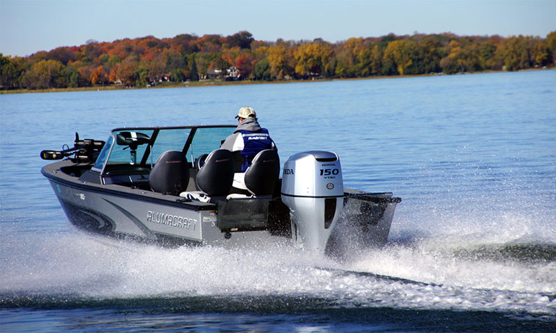 2018 Honda Marine BF150 L Type in Oceanside, New York