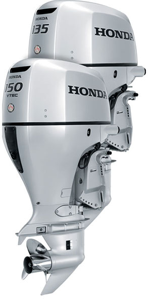 2018 Honda Marine BF150 L Type in Speculator, New York - Photo 1