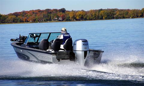 2018 Honda Marine BF150 X Type in Speculator, New York