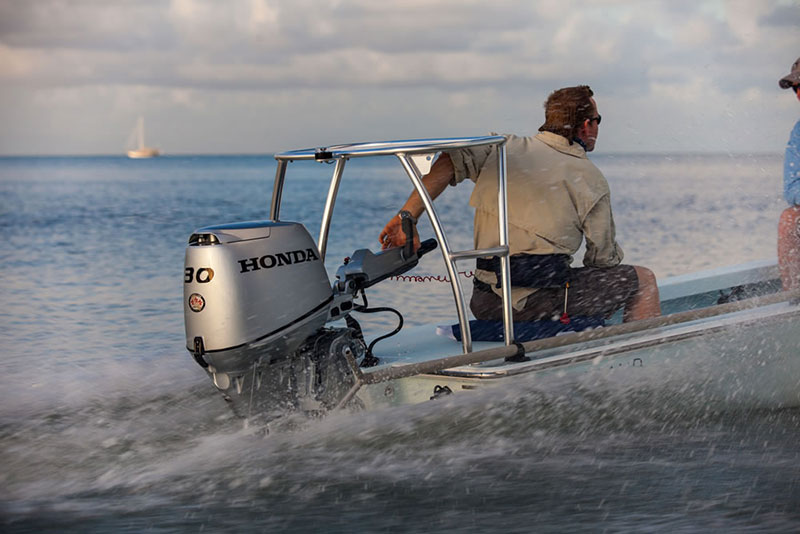 2018 Honda Marine BF30 L Type in Oceanside, New York