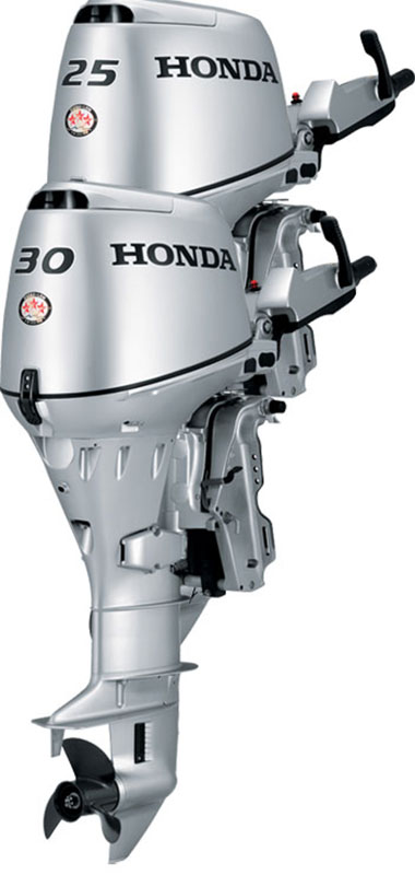 2018 Honda Marine BF30 L Type in Port Angeles, Washington