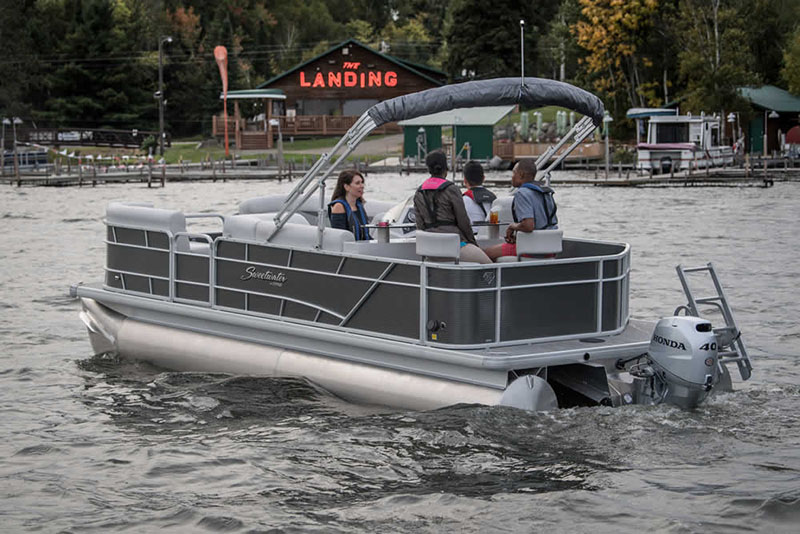 2018 Honda Marine BF40 L Type in Oceanside, New York