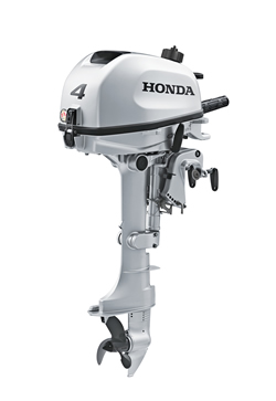 2018 Honda Marine BF4 L Type in Sparks, Nevada - Photo 1