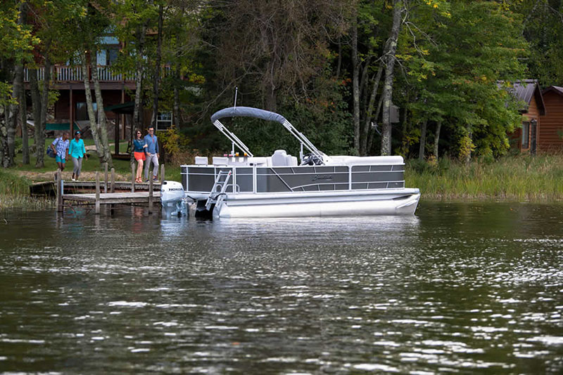 2018 Honda Marine BF50 L Type in Speculator, New York - Photo 6