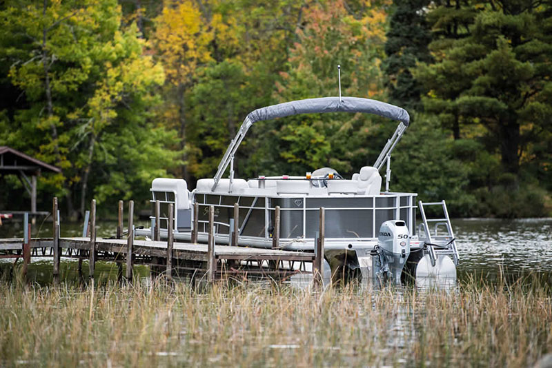 2018 Honda Marine BF50 L Type in Black River Falls, Wisconsin