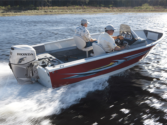 2018 Honda Marine BF60 L Type in Oceanside, New York