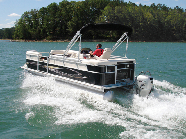 2018 Honda Marine BF60 L Type in Speculator, New York