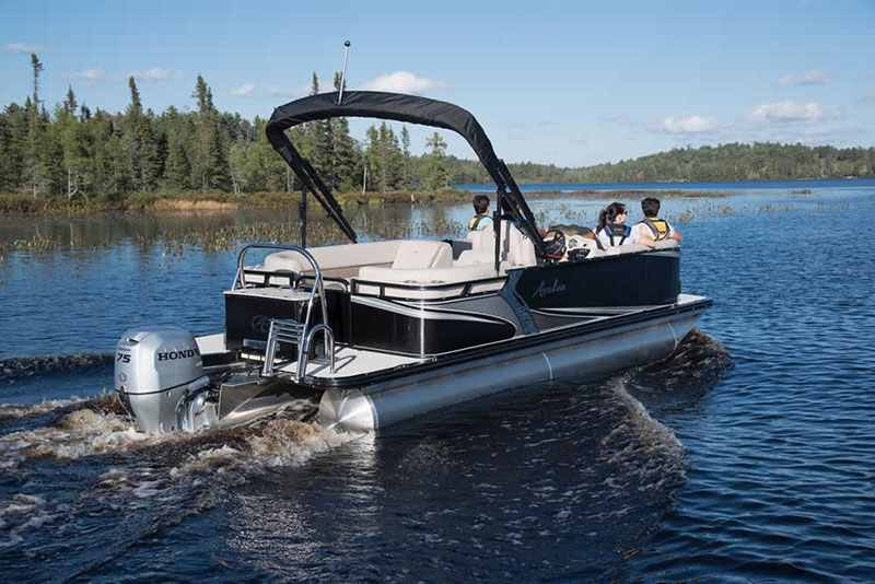 2018 Honda Marine BF75 L Type in Gaylord, Michigan