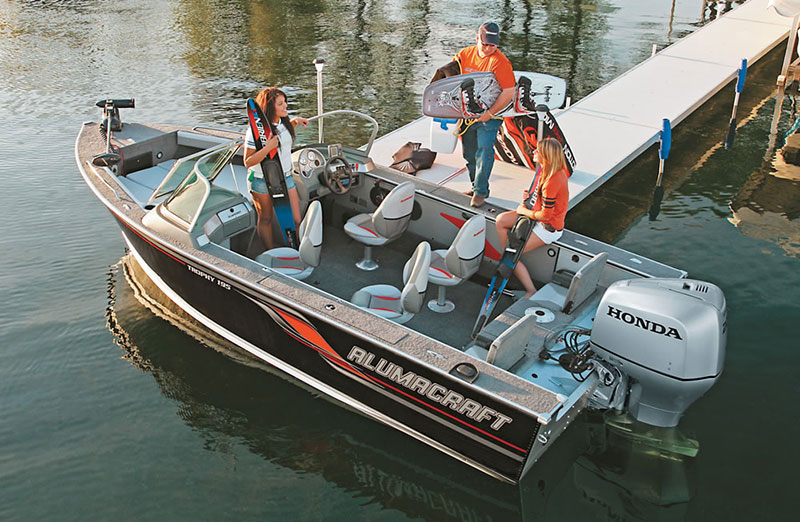 2018 Honda Marine BF225 X Type in Speculator, New York