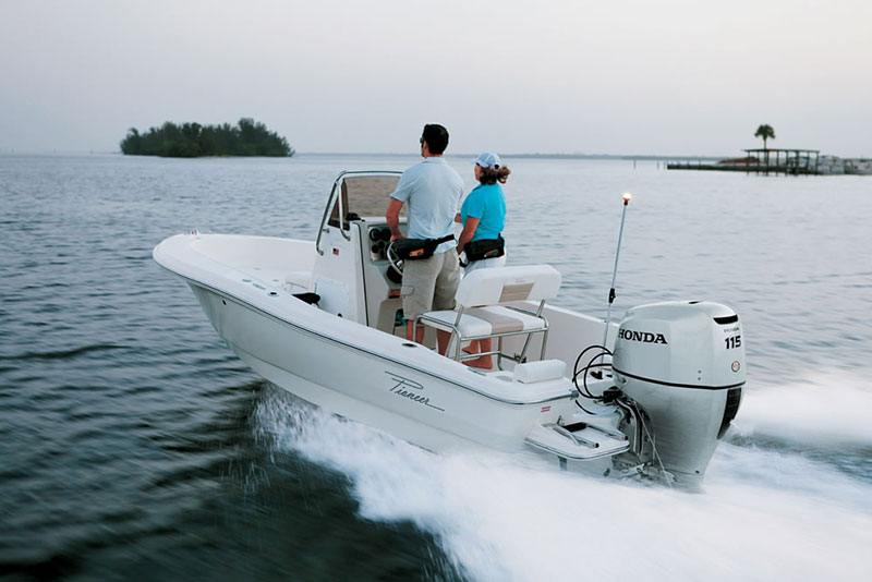 2019 Honda Marine BF115 L Type in Lafayette, Louisiana - Photo 4
