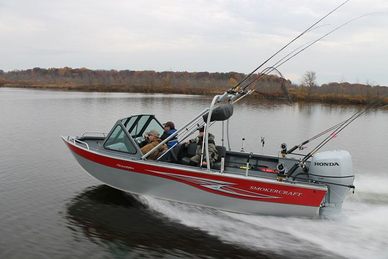 Honda Marine BF115 X Type in Speculator, New York - Photo 5
